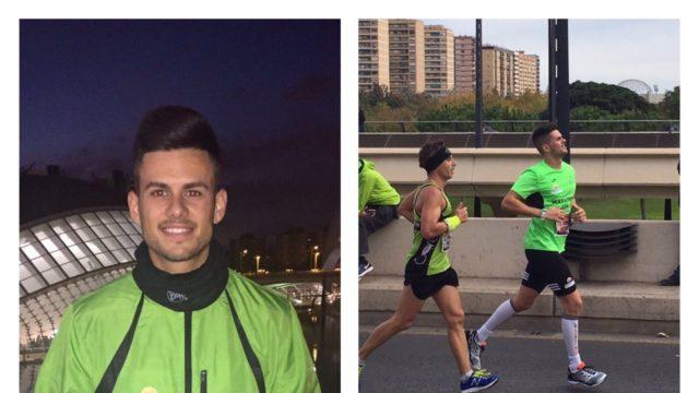 Maraton Valencia 2016 - Vicente
